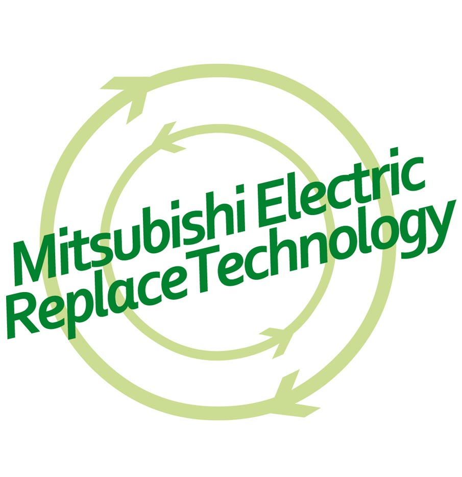 Replace Technology Mitsubishi